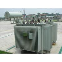 S11 10 kV 30 KVA Transformer 3 Phase , Low Noise Oil Distribution Transformer
