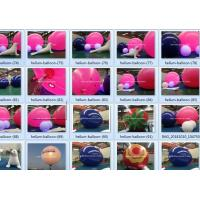 Buy cheap Pink Helium Balloon And Inflatable Decorations Carton Sea Dog For Events from wholesalers