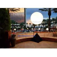 Buy cheap 400 Watt LED Event / Helium Balloon Lights With Spherical Printed Envelope from wholesalers
