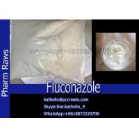 Buy cheap Antifungal Pharmaceutical Raw Materials Fluconazole For Prevent Candidiasis 86386-73-4 from wholesalers