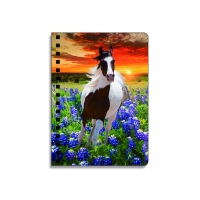 Buy cheap Cute Souvenir Gift 3D Lenticular Notebook A4 Size Offset UV Printing from wholesalers