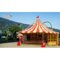 Buy cheap Colorful Outdoor Event Tents , Round Marquee Tent with Colorful Roof Cover from wholesalers