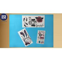 Buy cheap Fashion Temporary Tattoo Decal Paper 50 Sheets Each Pack 11 X 17 For Summer from wholesalers
