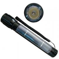 Buy cheap Solar flashlight with 1pc super-white LED product