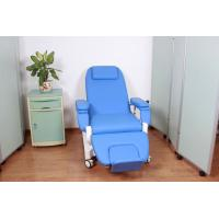 Buy cheap Movable The Sick Dialysis Chairs With PU Cover High Density Mattress from wholesalers