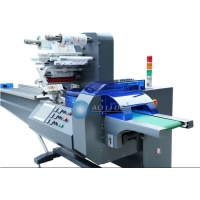 Buy cheap Popsicle Ice Candy Bar 300 bags/Min Flow Wrap Packing Machine from wholesalers