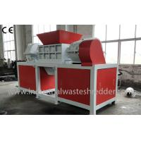 Buy cheap Scrap Metal Frame Solid Waste Shredder Wear Resistant High Energy Efficiency from wholesalers