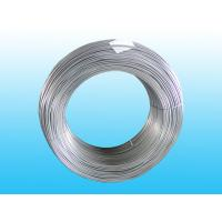 Buy cheap Low Carbon Cold Drawn Welded Tubes 4 * 0.6 mm For Condenser , Chiller from wholesalers