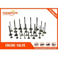Buy cheap Steel Intake Valve 7701473101 / Exhaust Valve 7701474287 For Renault Laguna 3 product