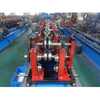 Buy cheap Semi-automatic CZ Purlin Quick Changeover Roll Forming Machine from wholesalers