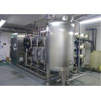Buy cheap Ultra pure water reverse osmosis water purification system with EDI for WFI 15m3/h from wholesalers