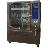 Touch Panel Rain Test Chamber Equipment Testing Rainproof Class IPX1 - IPX4