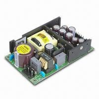 Buy cheap 150W Open Frame Switching Power Supply with Single Output and Power Factor Correction from wholesalers