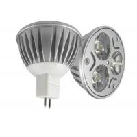 Buy cheap 3000k Led Spot Bulbs Mr16 Aluminum 6063 Material With 45 Degree Beam Angle from wholesalers