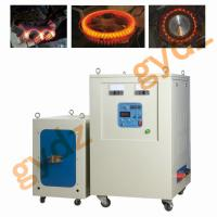 Buy cheap 100KW Medium Frequency Industrial Electric Induction Heating Machine For Metal Foundry from wholesalers