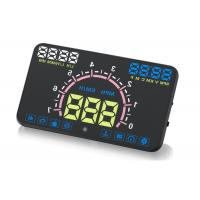 Buy cheap E350 HUD Obd2 Trip Computer Speeding Warning Speedmeter OBD2 Plug 5.8  12Vdc / 400mA from wholesalers