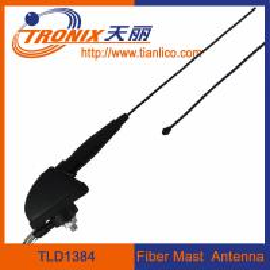 Buy cheap 2.0m fiber mast car antenna/ 1 section mast am fm radio car antenna TLD1384 product