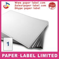 Buy cheap Label Dimensions: 210mm x 287mm Software Compatible Codes: 3478 A4 labels from wholesalers
