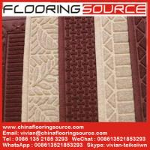 Buy cheap Embossed Waherhog Entrance Mat Rubber Backing Polypropylene Fiber Water hold Door mat from wholesalers