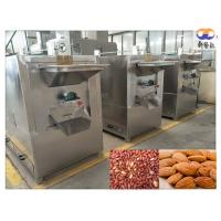 Buy cheap High Capacity Nut Roasting Machine Drum Roaster For Snack Food Industry product