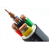 XLPE Insulation  Low Smoke Zero Halogen Cable 0.6/1kV 4 +1 Core Eco Friendly