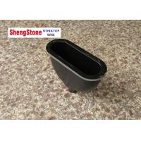 Buy cheap Laboratory Fume Hood Parts Black Color Corrosion Resistance PP Cup Sinks from wholesalers