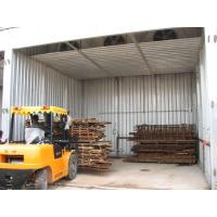 Buy cheap All aluminum fully automatic wood drying chamber for hardwood and softwood drying from wholesalers
