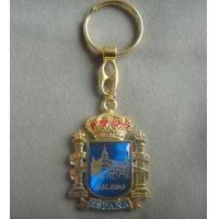 Buy cheap royal souvenir keychains wholesale for tourists crafts manufacturer supplier China from wholesalers