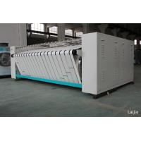 Buy cheap Commercial Laundry Flatwork Ironer , Automatic Ironing Machine For Laundry product
