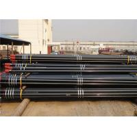 Buy cheap 1/8 -24 Inch Welded Oil Well Casing Pipe API 5CT PSL1 PSL2 With Black Varnish Surface Treatment from wholesalers