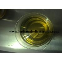 Buy cheap Oral Pre-Mixed Semi-Finished Yellow Steroid Oils Anavar 20mg/ml For Fat Loss from wholesalers