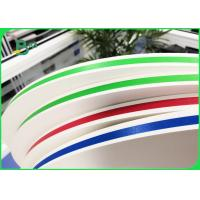 Buy cheap FDA Stripe Printed Craft Paper Roll For Cake Pops 60gsm 120gsm Biodegradable from wholesalers
