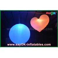 Buy cheap Flower Ball Light Inflatable Lighting Decoration For Stage Background from wholesalers