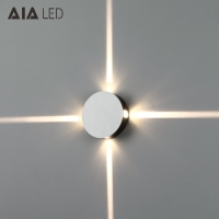 Buy cheap 4W CREE chip interior decorative led wall lamp /indoor wall mount led light fixtures for cafe shops from wholesalers