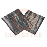 Quality UV Stabilize Garden Weed Membrane , 1.0m * 200m 130g / M2 Black Landscape Fabric for sale
