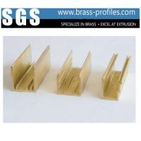 Buy cheap China Manufacturer Brass Architectural Window Door Frame Profiles from wholesalers