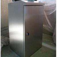 Buy cheap Stainless Steel Electrical Enclosure Cabinet For Industrial Electronic Equipment product