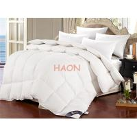 Buy cheap Oeko Tex Hotel Duvet Hotel Quilt Comforter Inner Goose Down from wholesalers