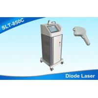 Buy cheap Unique Designed Cooling Diode Laser Hair Removal Machine For Beauty Salon / Clinics from wholesalers