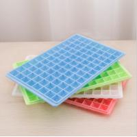 Buy cheap Square Plastic Ice Cube Tray Grid Mold Ice-making Box Maker Ice mold from wholesalers