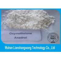 Buy cheap CAS 434-07-1 Medical Oral Anabolic Steroids For Women / Men , Oxymetholone Anadrol Powder from Wholesalers