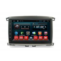 Buy cheap Android Car Radio Toyota GPS Navigation Land Cruiser 100 1998-2007 Lexus LX470 from wholesalers