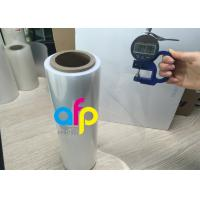Buy cheap Half Sleeve Polyolefin Shrink Wrap Roll , Single Would Pof Plastic Film from wholesalers