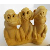 Buy cheap Boxwood carved monkey  from wholesalers