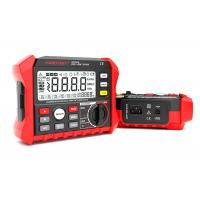 Buy cheap HT5910 RCD Loop Tester / Digital Resistance Meter For GFCI Loop Resistance Testing from wholesalers