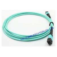 Buy cheap MPO OM3 Fiber Optic Patch Cord from wholesalers