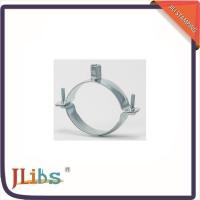 Welding Type Pipe Support Clamps With Hex Nut Vertical Pipe Support Bracket Corrosion Resistance