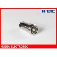 """Buy cheap 1/2"""" Feeder Cable  Coax To Antenna Adapter , RF DIN Straight N Type Female Connector product"""