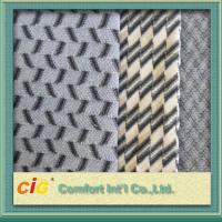 Buy cheap Tricot Plain Soft Jacquard Car Seat Upholstery Fabric Polyester Colorful from wholesalers