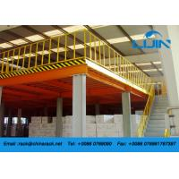 professional metal industrial steel mezzanine floor